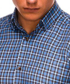Languoti marškiniai vyrams internetu pigiau K520 14444-5