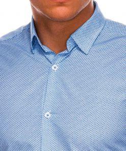 Stilingi vyriški marškiniai ilgomis rankovėmis internetu pigiau K516 14445-5