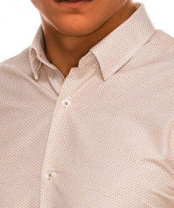 Vyriški marškiniai ilgomis rankovėmis internetu pigiau K516 14447-3