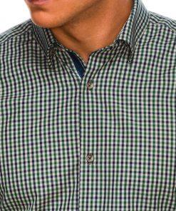Languoti marškiniai vyrams internetu pigaiu K534 14456-3