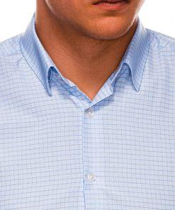 Languoti marškiniai vyrams ilgomis rankovėmis internetu pigiau K522 14467-2