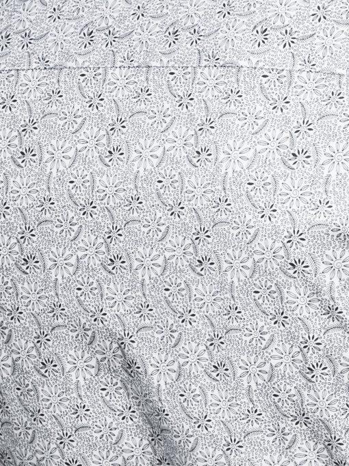 Gėlėti marškiniai vyrams internetu pigiau K532 14471-4