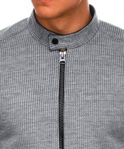 Vyriškas džemperisužsegamas užtrauktuku internetu pigiau B1029 14472-4