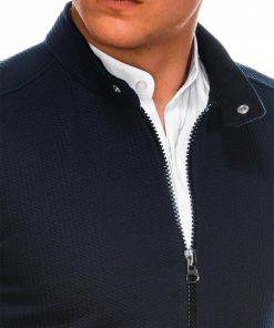Vyriškas džemperis užsegamas užtrauktuku internetu pigiau B1029 14473-4
