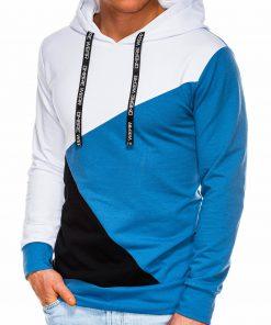 Vyriškas džemperis su gobtuvu internetu pigiau B1050 14498-1