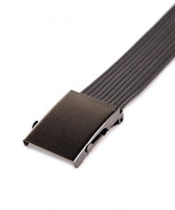 Pilkas medžiaginis diržas vyrams internetu pigiau A029 3178-2