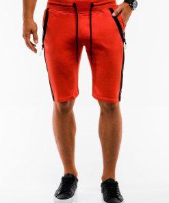 Oranziniai sportiniai sortai vyrams internetu pigiau W054 9126-1