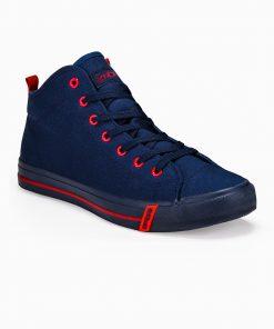 Tamsiai mėlyni laisvalaikio batai vyrams internetu pigiau Verso T304 12416-8