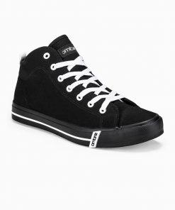 Juodi laisvalaikio batai vyrams internetu pigiau Verso T304 12417-4