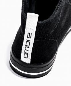 Juodi vyriski laisvalaikio batai internetu pigiau Verso T304 12417-8