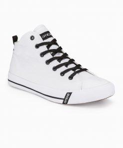 Balti paaukštinti laisvalaikio batai vyrams internetu pigiau Verso T304 12418-5