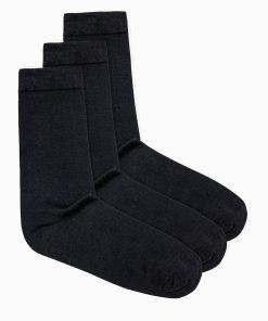 Juodos kojinės vyrams internetu pigiau U693vnt 14536-2