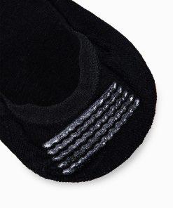 Nematomos juodos kojines vyrams internetu pigiau U79 14550-2