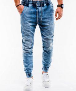Jogger vyriški džinsai internetu pigiau P907 14661-1