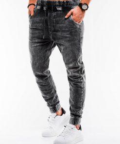 Pilki JOGGER vyriški džinsai internetu pigiau P907 14662-2