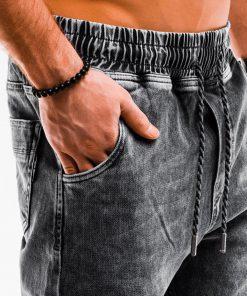 Pilki JOGGER džinsai vyrams internetu pigiau P907 14662-4