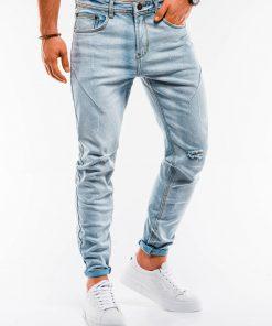 Plėšyti džinsai vyrams internetu pigiau P890 14669-7