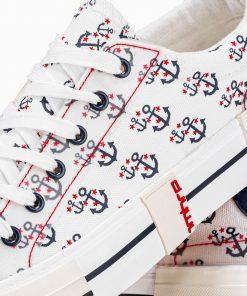 Balti batai vyrams internetu pigiau T336 14670-7
