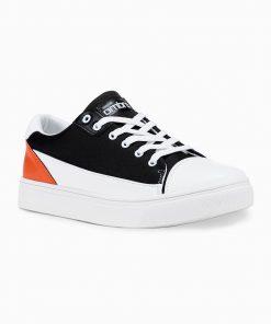 Juodi laisvalaikio batai vyrams internetu pigiau T339 14672-1
