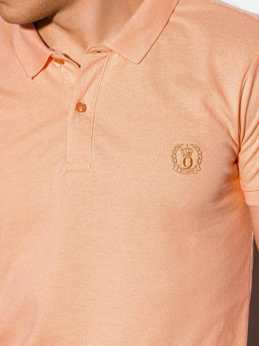 Polo marškinėliai vyrams internetu pigiau S1048 13242-4