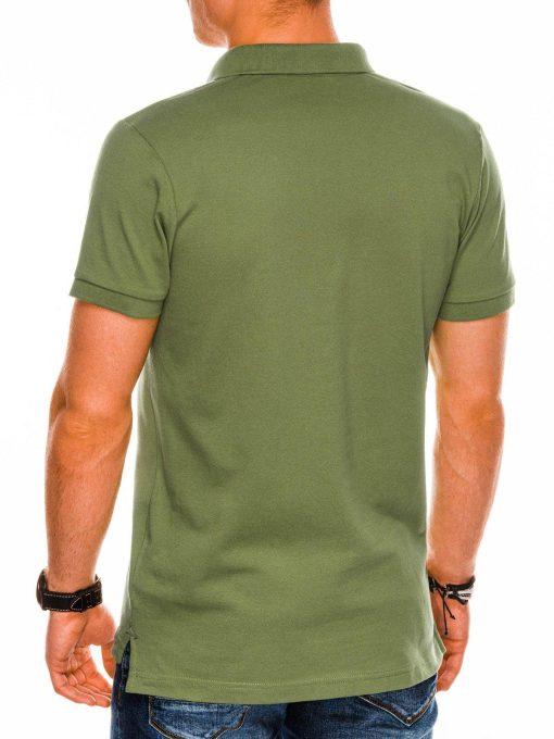 Polo marškinėliai vyrams internetu pigiau S1048 14916-3