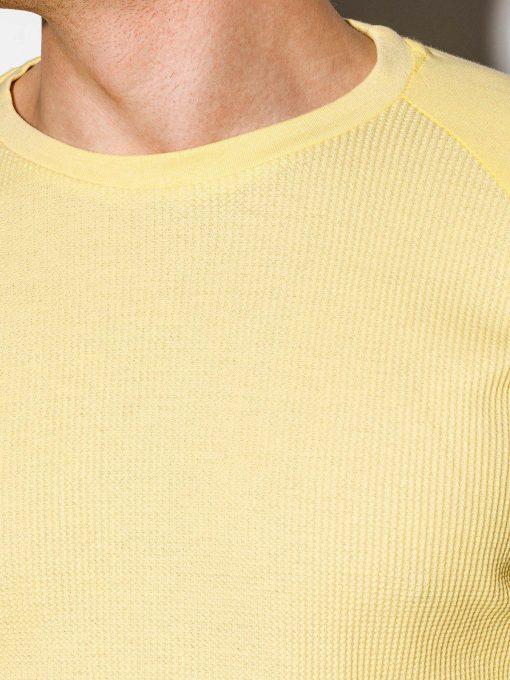 Vyriški marškinėliai ilgomis rankovėmis internetu pigiau L119 15045-3
