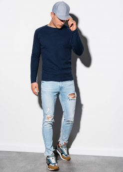 Vyriški marškinėliai ilgomis rankovėmis internetu pigiau L119 15046-4