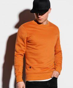 Rudas vyriškas džemperis internetu pigiau B978 15132-1
