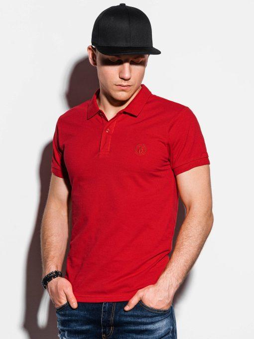 Raudoni-polo-marškinėliai-vyrams-internetu-pigiau-S1048-13244-2-2