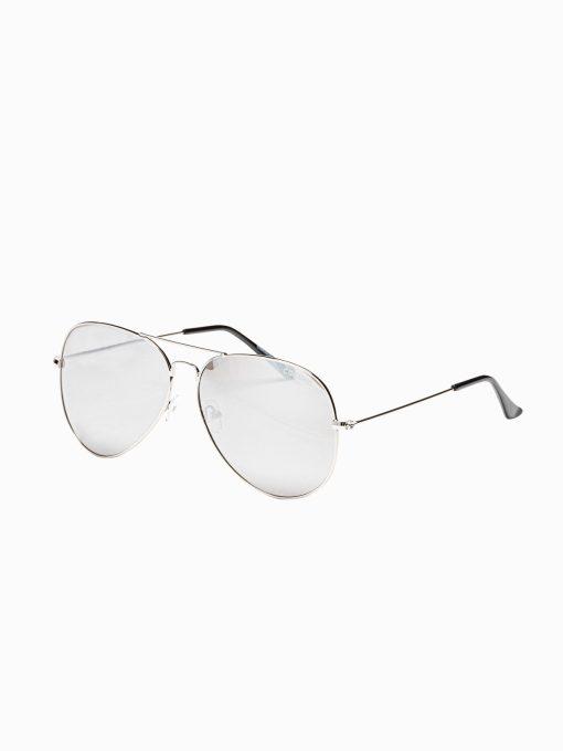 Sidabriniai akiniai nuo saulės vyrams internetu pigiau A278 15280-1