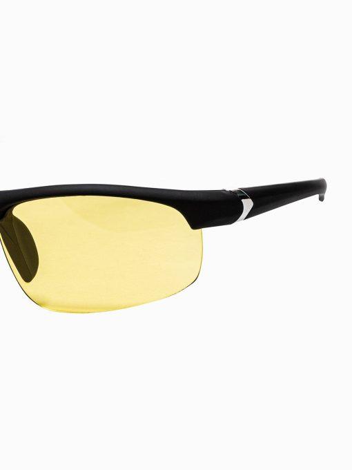 Geltoni vyriski akiniai nuo saules internetu pigiau A281 15290-2