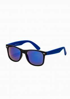 Mėlyni vyriški akiniai nuo saulės internetu pigiau A282 15292-1