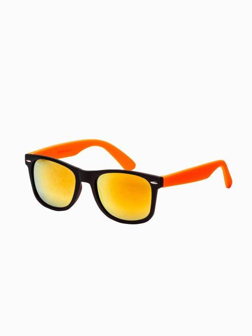 Oranžiniai vyriški akiniai nuo saulės internetu pigiau A282 15293-1