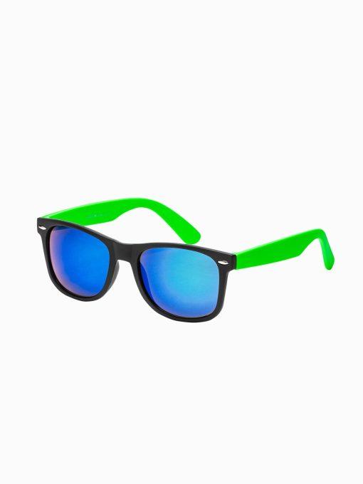 Žali vyriški akiniai nuo saulės internetu pigiau A282 15294-1