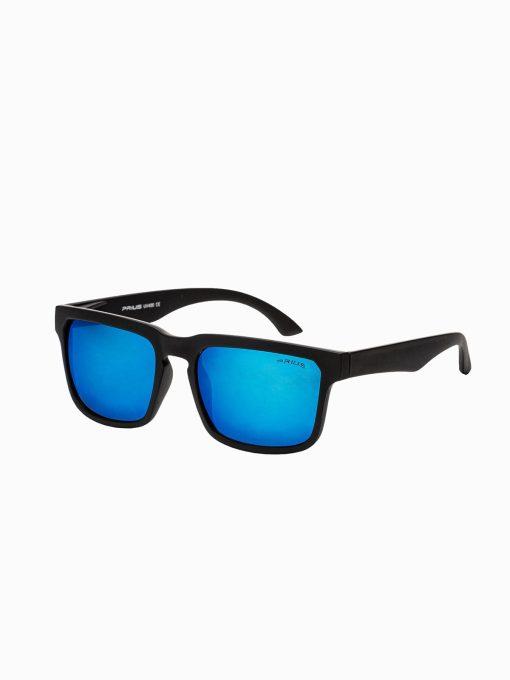Juodi vyriški akiniai nuo saulės internetu pigiau A284 15298-1