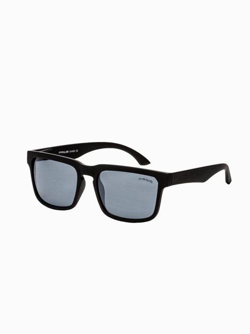 Juodi vyriški akiniai nuo saulės internetu pigiau A285 15302-1