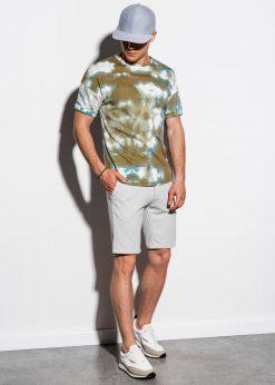 Stilingi vyriški marškinėliai internetu pigiau S1219 15454-3