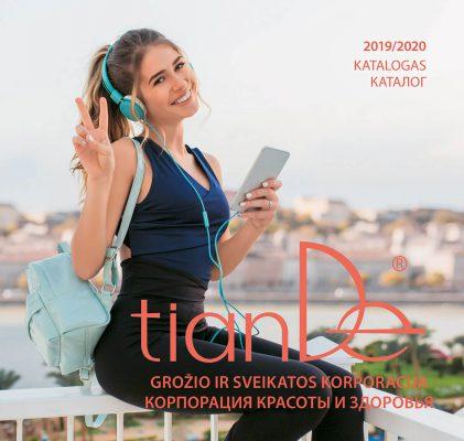 TianDe produkcijos katalogas 2020