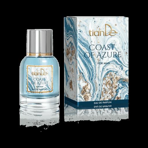 TianDe parfumuotas vanduo vyrams Coast of Azure 50ml 70148_2