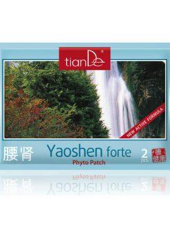 Vyriškas kosmetinis fitopleistras kūnui Yaoshen TianDe 2vnt 30111_1