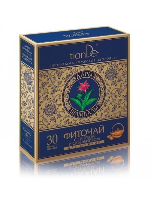 Žolelių arbata vyrams TianDe 30vnt 123918_1
