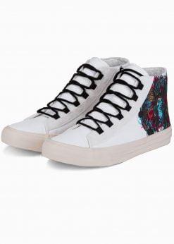 Balti laisvalaikio batai vyrams internetu pigiau T347 16010-4