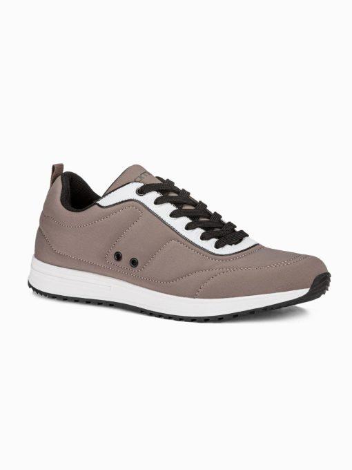 Rusvi laisvalaikio batai vyrams internetu pigiau T360 16063-1