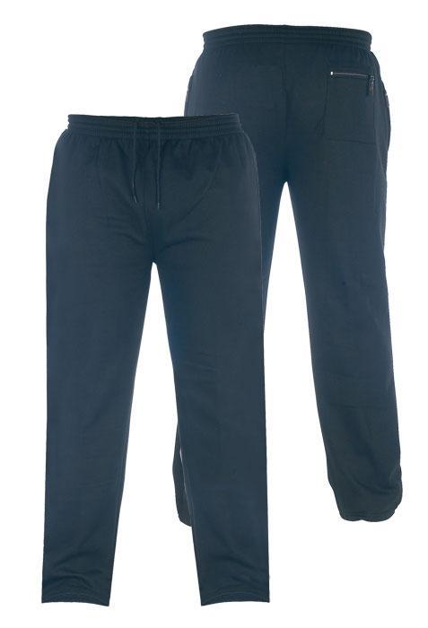 Dideliu dydziu vyriskos sportines kelnes Albert tamsiai mėlynos KS1418-3