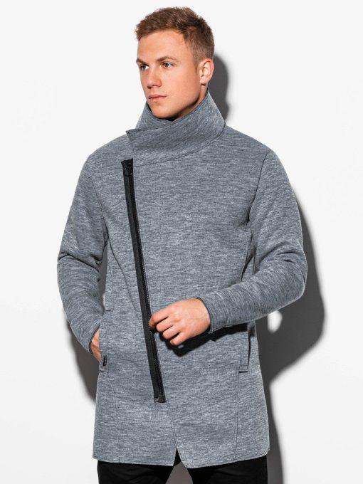 Stilingas rudeninis paltas vyrams internetu pigiau C442 16123-4
