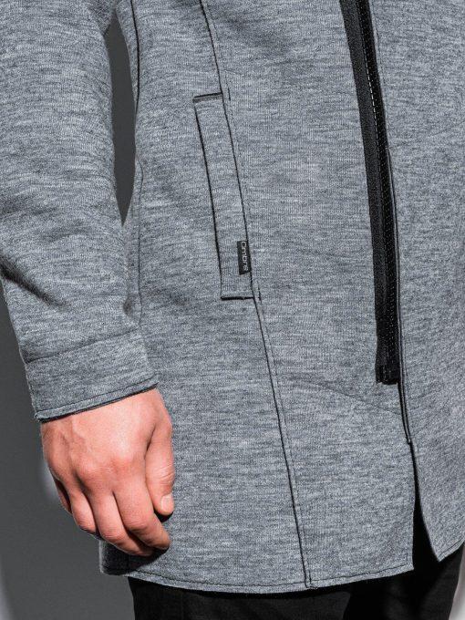 Stilingas rudeninis vyriskas paltas internetu pigiau C442 16123-5