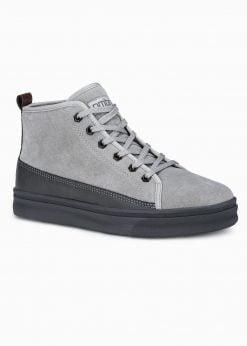 Pilki sneakers batai vyrams internetu pigiau T362 16267-1