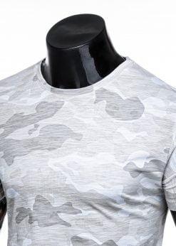 Kamufliažiniai marškinėliai vyrams internetu pigiau S1203 15645-4