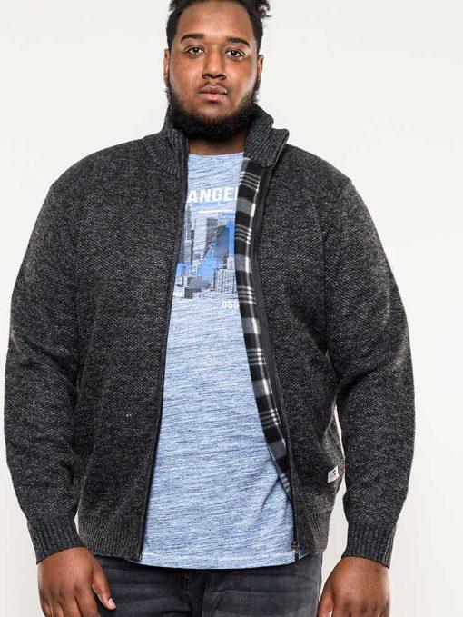 Didelių dydžių megztinis vyrams internetu pigiau Sherwood-800810JM-1