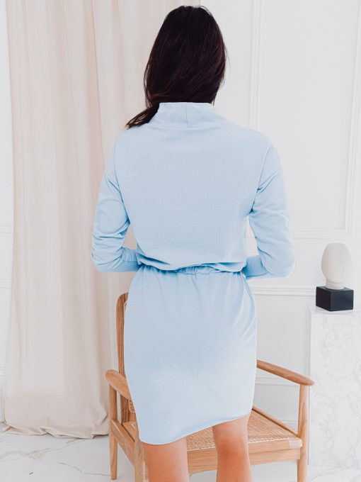 Moteriska suknele ilgomis rankovemis internetu pigiau DLR003 17282-4